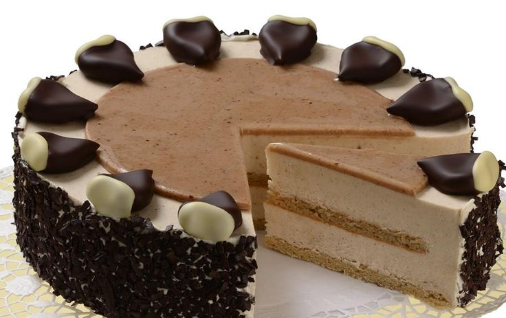 Szamos gesztenye mousse torta