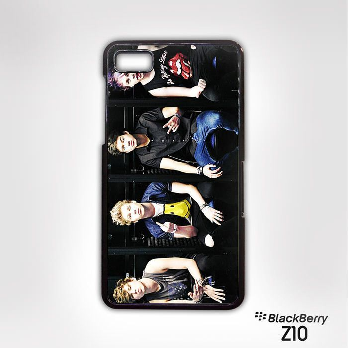 tumblr static 5sos 5 seconds of summer AR for Blackberry Z10/Q10 phonecases