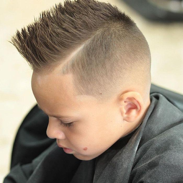 Coupe de cheveux enfant idées pour petites têtes blondes