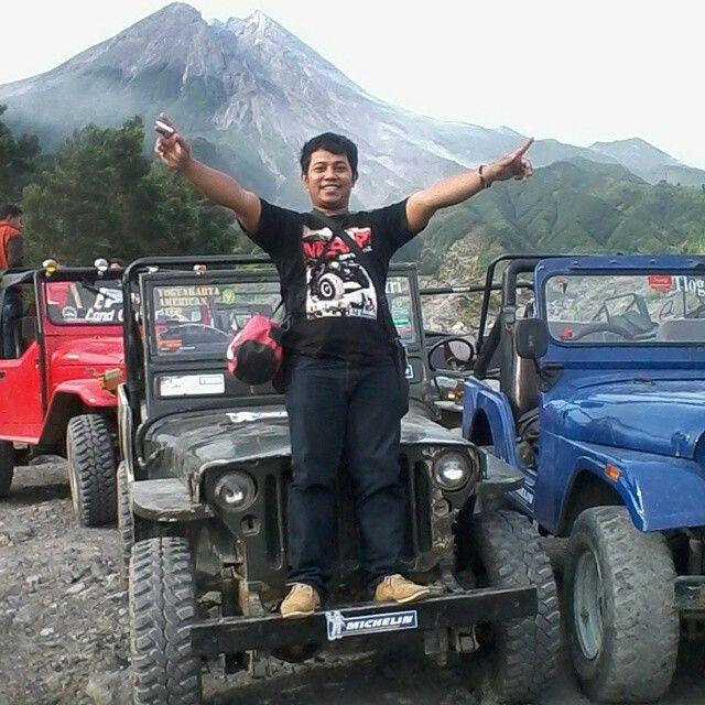 Mt. Merapi Offroad