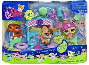Littlest Pet Shop Figures...