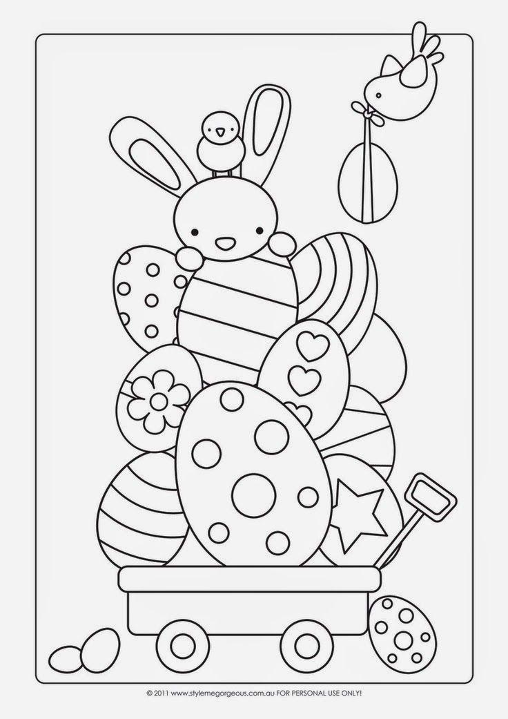 Tartas De Luna Llena Monas De Pascua 2014 Y Patrones De Brush Embroidery Para Descargar Gr Pascua Para Colorear Dibujos De Pascua Semana Santa De Manualidades