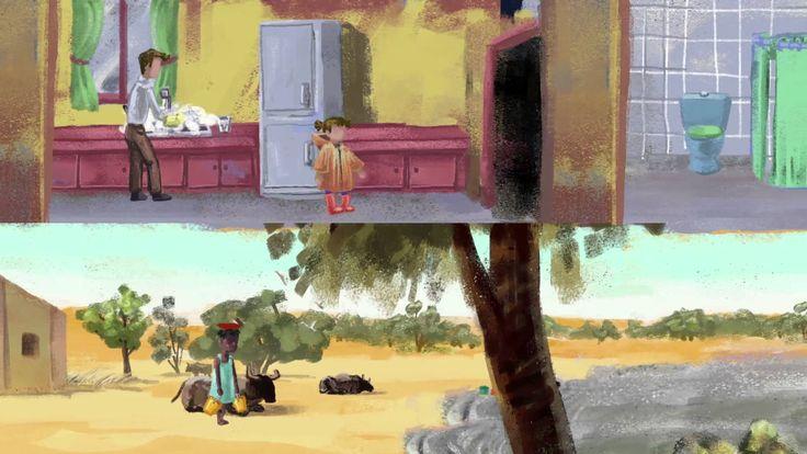 """Najlepszą animacją tegorocznej edycji festiwalu została hiszpańska """"A day in the life of a child"""" (reż. Miguel Díaz i Rocío Pérez), ukazująca zróżnicowany świat nastolatków: mających łatwy dostęp do wody zdatnej do picia oraz tych, którym poszukiwanie i zdobywanie jej wypełnia cały dzień."""