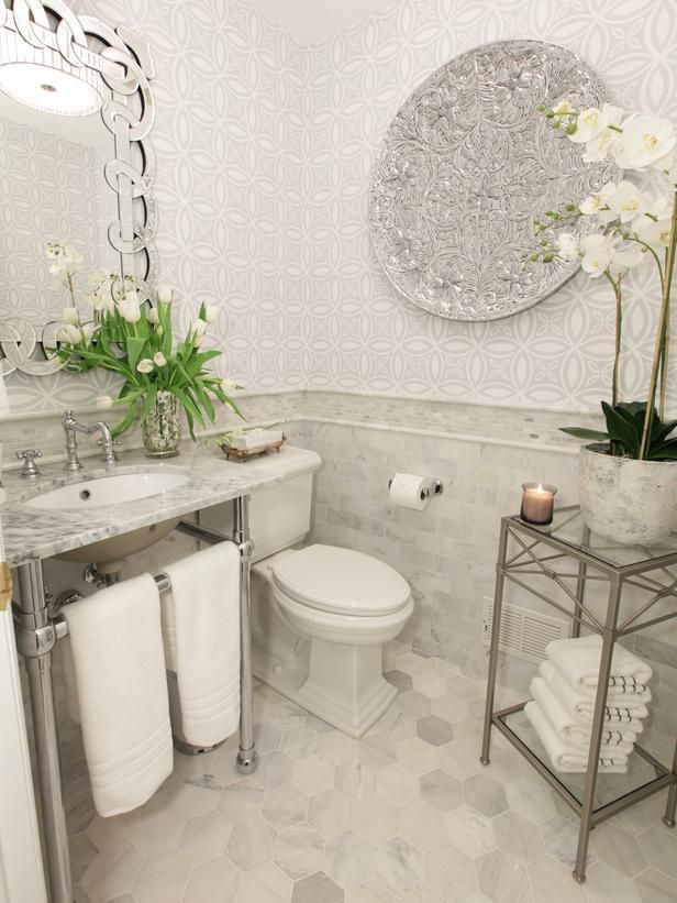 231 Best HGTV Bathrooms Images On Pinterest | Architecture, Bath Ideas And  Bathroom Cabinets