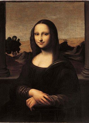 "Isleworth Mona Lisa - the ""other"" or Swiss Mona Lisa is younger, happier and prettier than La Gioconda - is it true?"