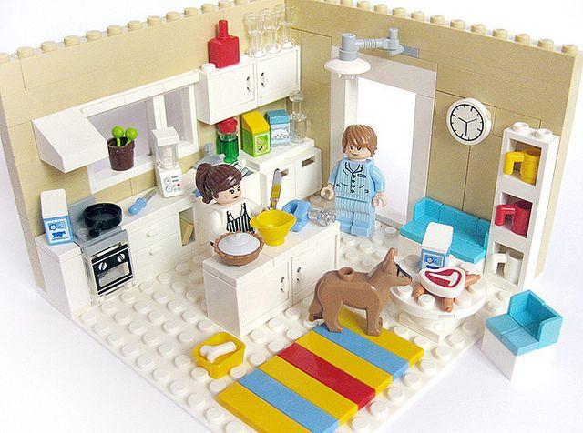 104 best lego building ideas bouw idee n images on pinterest lego stuff - Idee construction lego ...