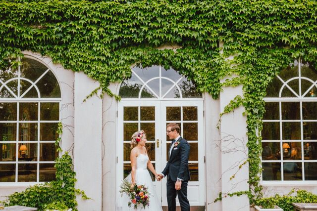 Enchanted forest wedding, Milton park, Bowral, flower crown