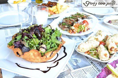 Ξεφεύγουμε από την καθημερινότητα στο #Φούλ_Του_Μεζέ με γεύσεις από όλη την Ελλάδα.!!!!  #ψαράκι #Fresh #Seafood #Daily #Fish #Φουλ_Του_Μεζέ  #ουζουμεζεδοπωλείον #Θεσσαλονίκη  #Λαδάδικα #Beer #refreshment #Foul #of #Pleasure