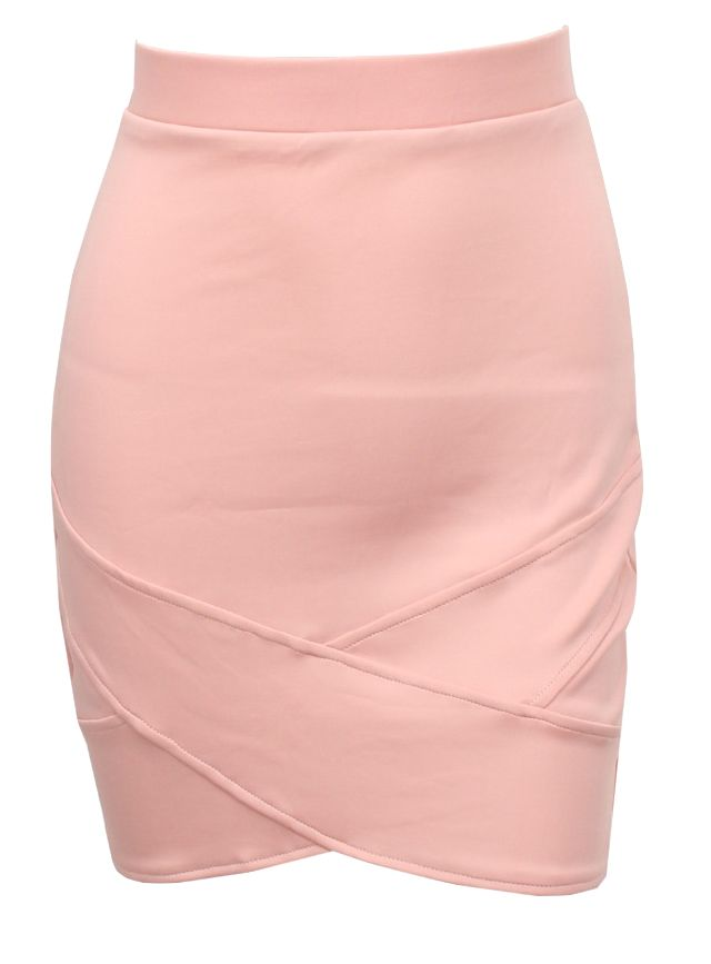 Bodycon skirt. Run true to size.