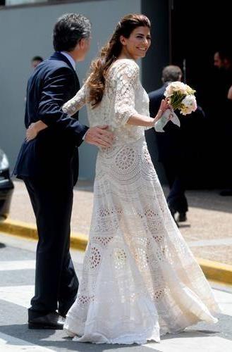Juliana awada dress love it want it El camarín