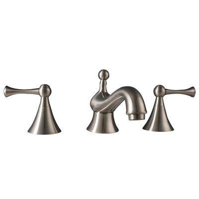 Best  Brushed Nickel Bathroom Faucet Ideas On Pinterest - 3 piece bathroom faucet