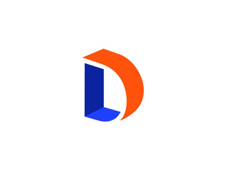 L & D Logo by Aditya Chhatrala #Design Popular #Dribbble #shots