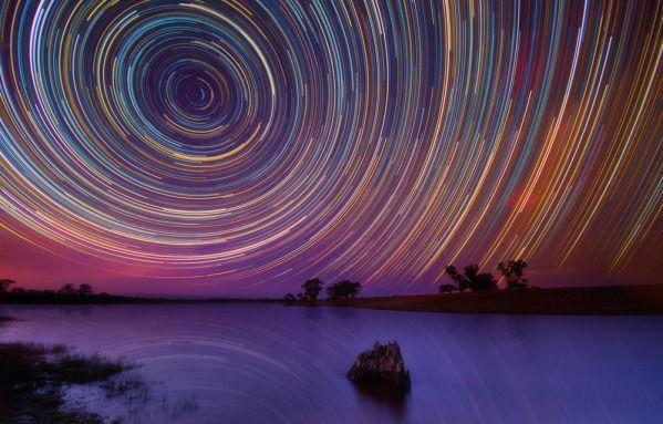 Amazing Long-Exposure Pics Of Star Trails - Likes