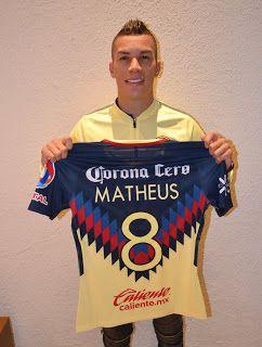 Blog de palma2mex : Matheus Uribe Confirmado llega al Club América