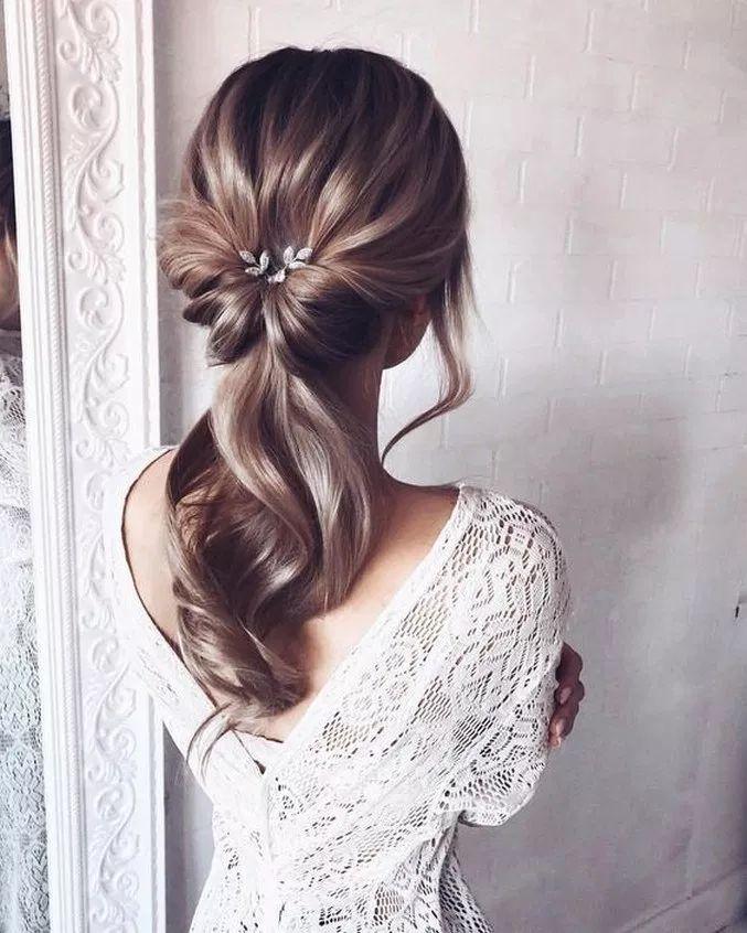 55 wedding hairstyles for the elegant bride gorgeous 2019 13