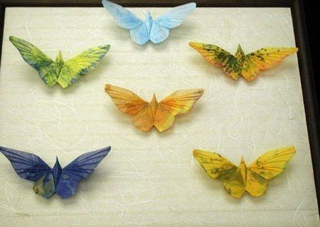 How to Make Paper Origami Butterfly | www.FabArtDIY.com LIKE Us on Facebook ==> https://www.facebook.com/FabArtDIY