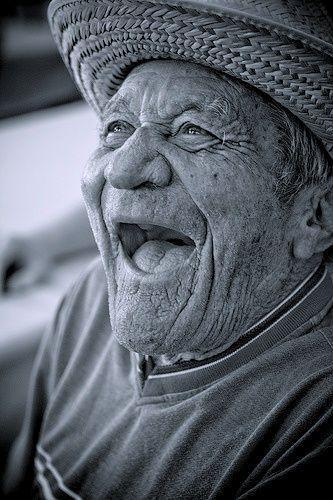 Happy face...