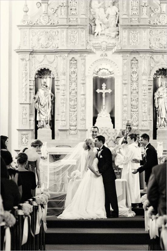 religious church wedding