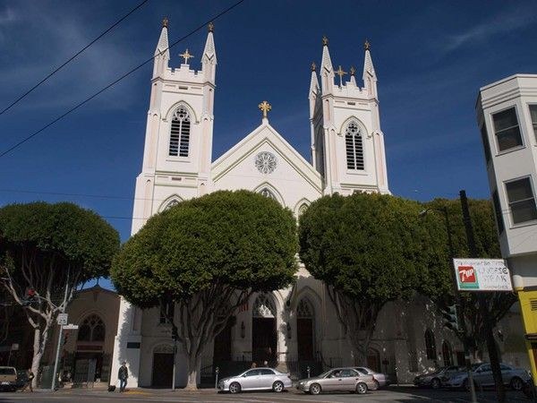 North Beach church sex scandal