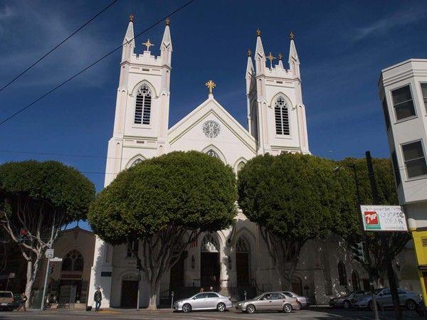 North Beach church sex scandal