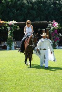 Peruvian Paso Horse Display, Induge in Peru Tour, Peru