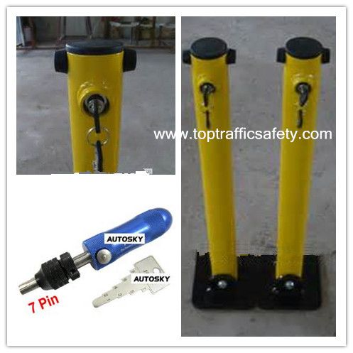 From here:www.toptrafficsafety.com.the intense light of the sell road stud may be visible easily at certain distance under normal conditions.