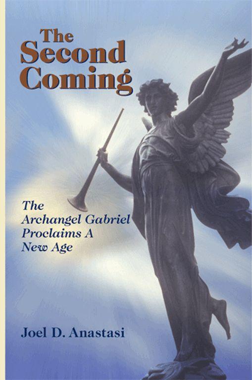 Angel News Network: GABRIEL, THE SECOND COMING: Origins of Man #angelngewnetwork #archangelgabriel #joeldanastasi