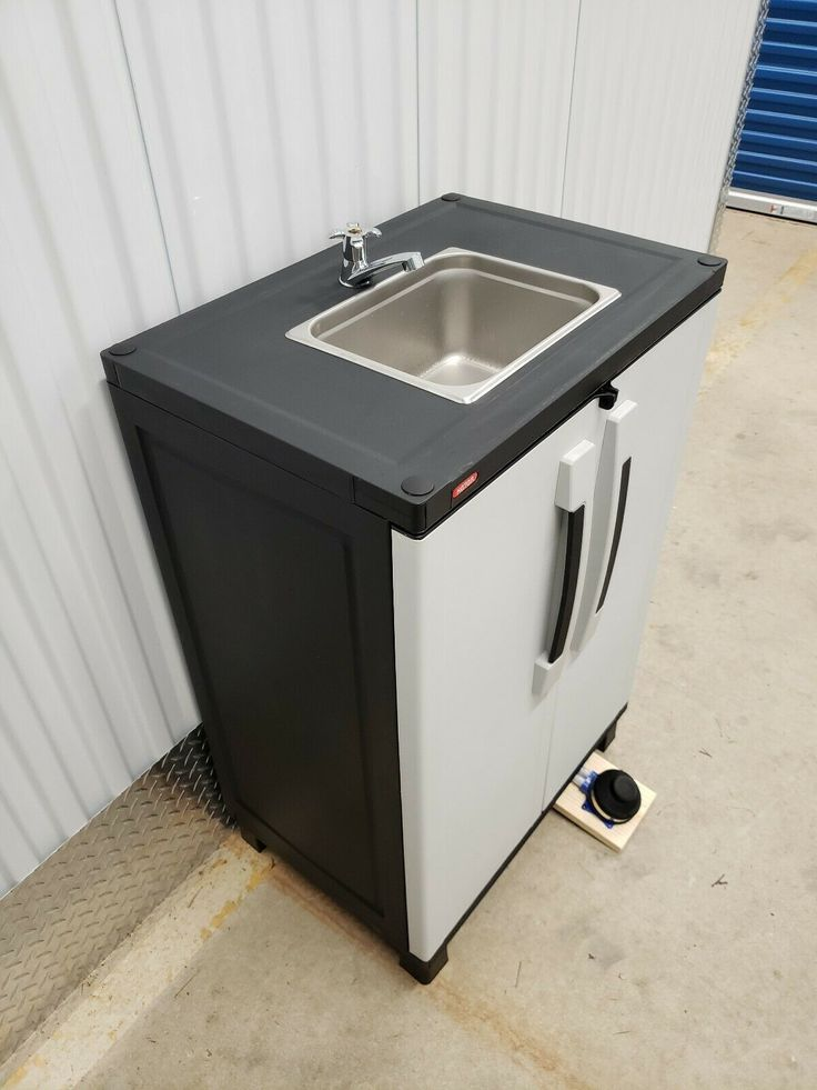 Details about portable sink Outdoor camping Washing