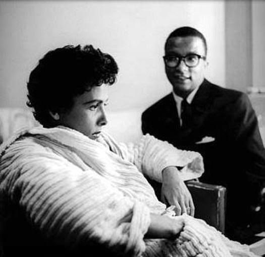Lena Horne with Billy Strayhorn