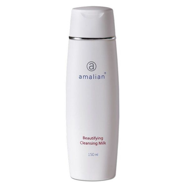 amalian® Beautifying Cleansing Milk  gently removes make-up and mascara and gets rid of dead skin skills. It gently stimulates the blood supply and skin function whilst providing care for the skin.
