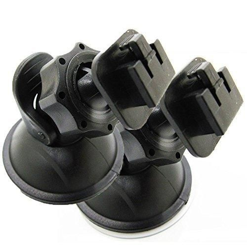 digitsea 2PCS Suction Mount Tripod Holder for Dash Cam Car DVR Vehicle Camera Video Recorder GS8000 GS8000L LS330W LS430W LS400W GT300W GT550WS Better Than 3M Double-Sided Adhesive