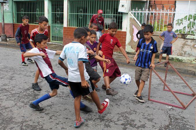 Más de 100 niños y jóvenes participan en Tomas Deportivas de Interbarrios #Deportes #Ultimas_Noticias