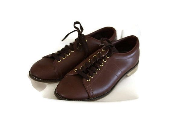 Vintage Bowling Shoes Don Carter by Endicott Johnson Mens size 10 ...