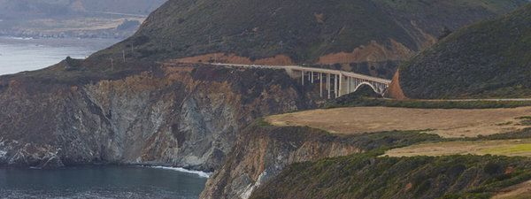 Pacific Coast Highway, California (EE.UU.)