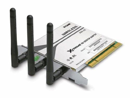 D Link Dwa 552 Extreme N Wireless Pci Adapter Antennas