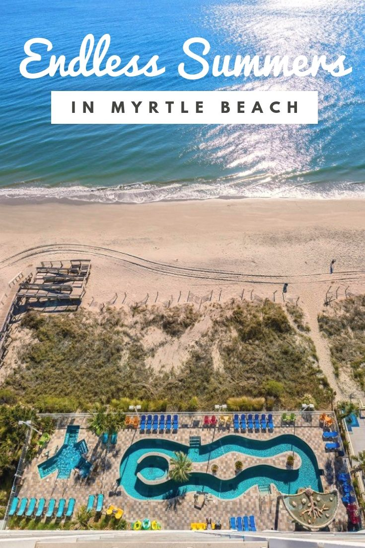 Myrtle Beach Resorts >> Bring The Whole Family To This Unforgettable Club Wyndham