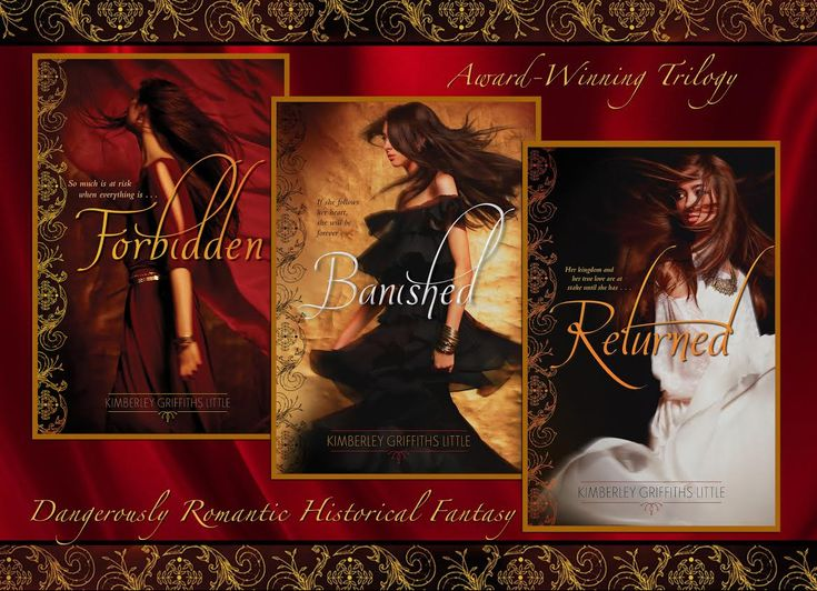 Book-o-Craze: BOOK BLAST | Returned by Kimberley Griffiths Littl...