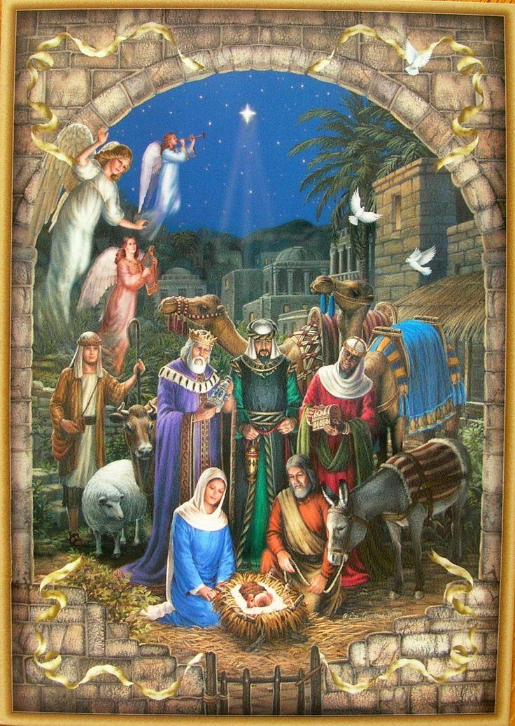 Adoracion de los Reyes