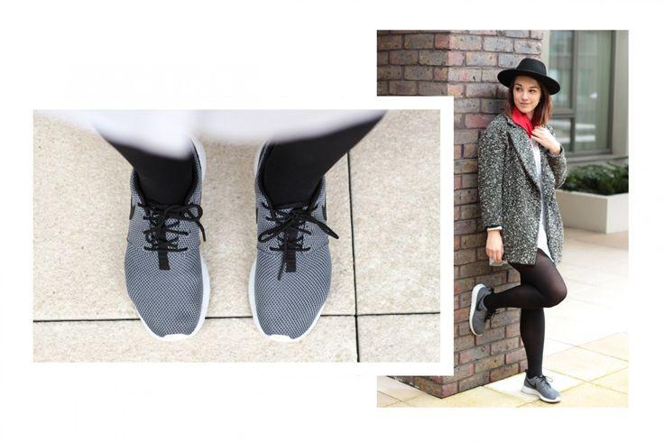 #mode #femme #sneakers #rosherun #blog
