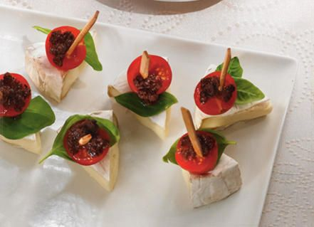 Canadian Brie: Our top four festive favourites - Simple Solutions - Cheese & Life   All You Need is Cheese