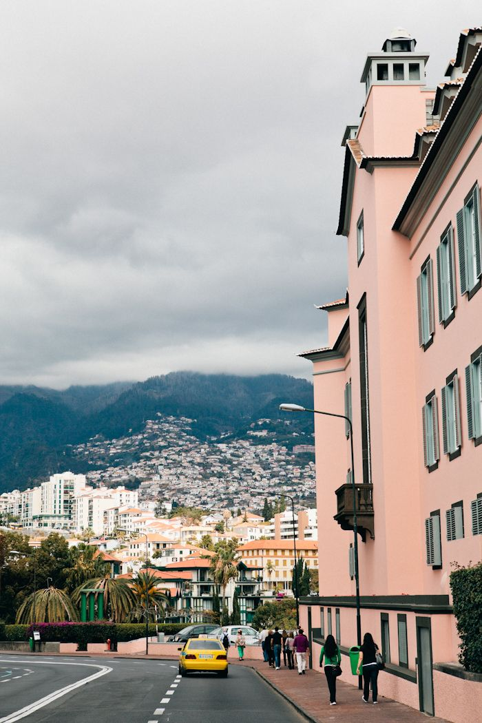 Walk into Town of Madeira | photography by http://www.sasithonphotography.com/