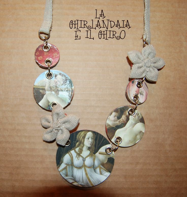 Botticelli necklace