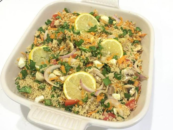 This Simple Couscous Recipe Will Transport Your Palate Far, Far Away