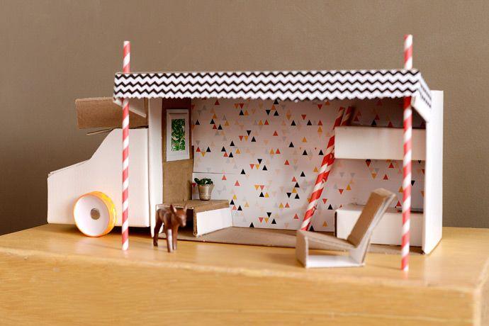 Cardboard Class with Estefi Machado | Handmade Charlotte