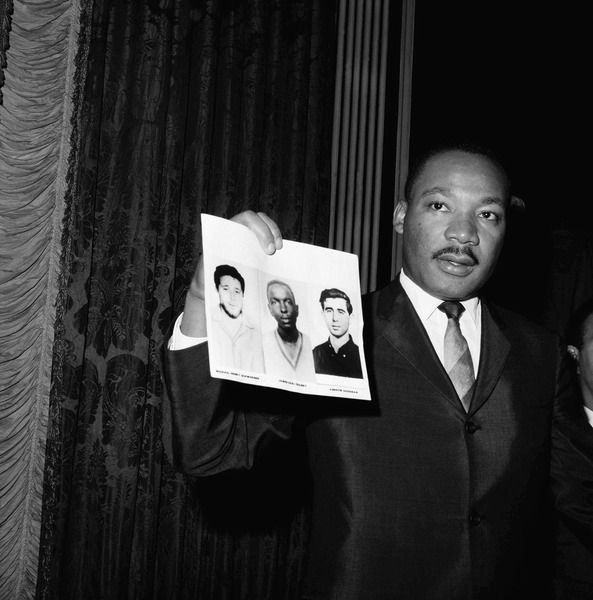 Dr. Martin Luther King Jr. - from the Documentary Directed by Dawn Porter,