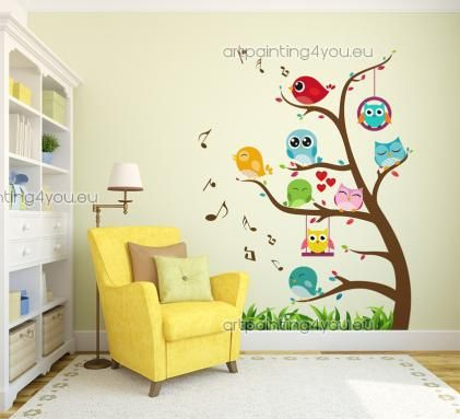 32 best Quarto Giovanna images on Pinterest | Owls, Baby room and ...