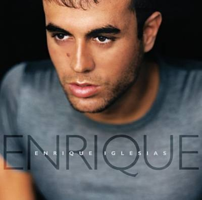 Enrique Iglesias's first album named enrique iglesias sold over 1 million copied in the first three months
