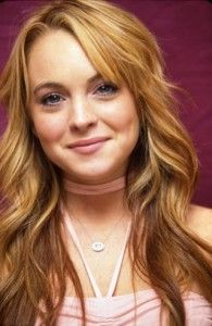 Lindsay Lohan (1986) (Freaky friday, Parent trap, Georgia Rule, Just my luck, Herbie fully loaded, Scary movie 5, 1 episode of Anger Management,