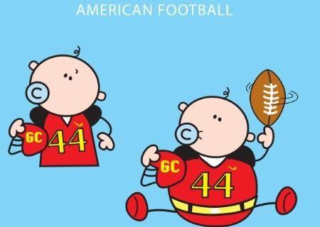 #AmericanFootball #Baby #Gifts