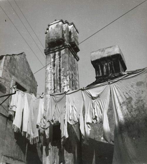 Jan Lauschmann,  Laundry. 1937